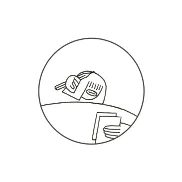 Catherine, Illustrator - Portrait